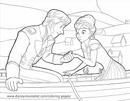 Small Picture Of Frozen Images About Coloring Pages Frozen On Pinterest Fever
