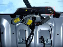 a6 c6 rear screen defroster not working in below photo the red box it will be similar to that the wire could have popped off but like chris say scan be handy