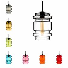 axia pendant lamp collection modern color glass shade pendant lamp new design 5104101