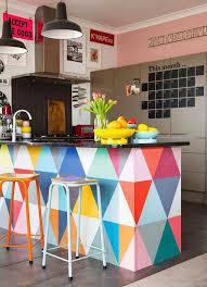 colorful kitchen design. Colourful. Source Colorful Kitchen Design