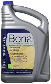 bona pro series hardwood floor cleaner refill 2 gallon