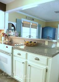 inspirational chalk painted kitchen cabinets
