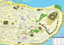 istanbul maps  top tourist attractions  free printable city