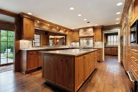 Solid Wood Floor In Kitchen Under Cabinet Led Lighting Kitchen Oxyled T02 Stickon Anywhere