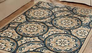 blue target otwell and home improv beige rug darchelle round brown depot threshold albion bluebeige