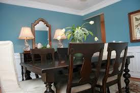 Dining Room Blue Paint Ideas Eiforces - Dining room red paint ideas