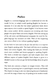 Spoken English Flourish Your Language