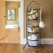 wicker stands bathrooms new 3 tier floor stand bushel basket sam s club 30 guest bathroom