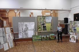 Ивановское художественное училище имени М И Малютина Защита  p1060545 p1060566 p1060593 p1060608
