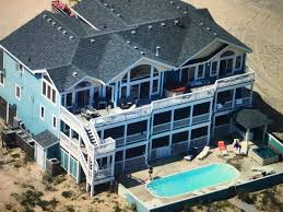 amazing 12 bedroom oceanfront house in 4 wheel drive outer banks swan beach