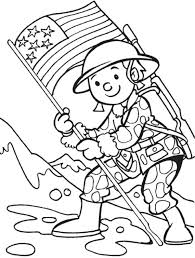 Veterans Day Color Pages Add Fun Veterans Day Coloring Pages For