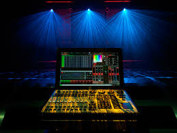 American DJ H2O LED  MultiColored Simulated Water Flowing LED Gobo Projector Rental Vancouver