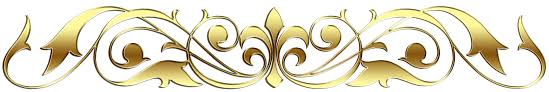 Image result for clipart gold scrolls