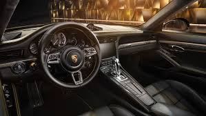 porsche 911 turbo s interior. the interior of porsche 911 turbo s exclusive series coupe