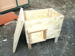 insulated dog house plans warm dog house modern heated dog house plans warm free ideas solar insulated dog house plans