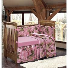 We don't know what you've been told but camouflage, like on HiEnd Accent's Pink  Camo Crib Bedding Collection, never grows old. This leafy oak print gets a  ...