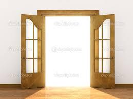 open double door drawing. open door drawing for popular stock photo double