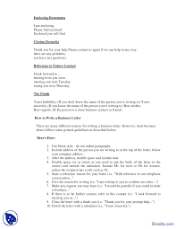 Guide To Basic Business Letters Business Communication Lecture