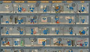 Special Chart Fallout 4 Fallout 4 You Re Special Book Exploit Grants Infinite Stats