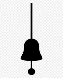 Vector Hanging Bell Vector Clipart 998236 Pinclipart