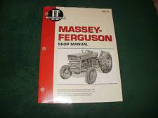 massey ferguson by primedia business magazines and media staff and item 3 massey ferguson tractor shop manual models mf 135 mf 150 mf 165 wiring diagrams