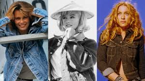 History of the <b>Denim Jacket</b>: Celebrities in <b>Jean Jackets</b> | Glamour