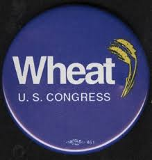 Alan Dupree Wheat Lapel Pin | US House of Representatives: History, Art &  Archives