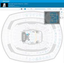 Taylor Swift Chicago Seating Chart How Is Taylor Swifts Reputation Tour Selling Lets Check
