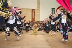 facts about d atilde shy a de los muertos the day of the dead dance group los tecuanes perform the ldquola danza de los tecuanesrdquo at a festival celebrating datildeshya de los muertos at the smithsonian s national museum of the