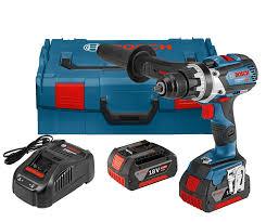 bosch cordless power tools. bosch gsr 18 v-85 c professional cordless brushless drill driver 2 x 5.0ah - 06019g0170 drivers power tools