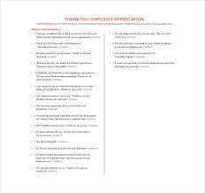 14 Employee Recognition Letter Example Ledger Form