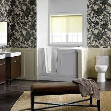 american standard walk in bathtub with whirlpool jet massage. acrylic luxury series 30x51 walk-in bathtub with massage jets in whtie american standard walk whirlpool jet