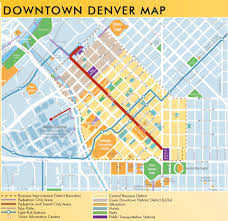 map denver  afputracom