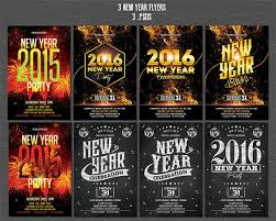 New Year Poster Template | Nfcnbarroom.com