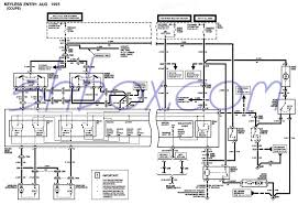 4th gen lt1 f body tech aids keyless entry schematic coupe