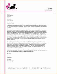 Free Sample Business Letterhead Inspirational Business Letter Format