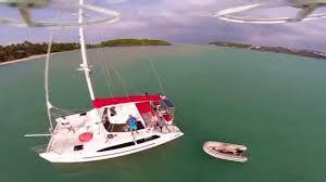 Dream Catcher Boat Santorini Dreamcatcher and Sanora Drone view YouTube 95