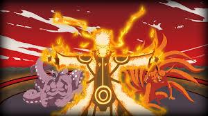 Naruto Kurama Bijuu Mode (Page 1 ...