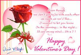 Valentines Day Quotes For Girlfriend Valentine Quotes For Girlfriend Quotes Wishes for Valentine's Week 22