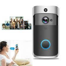 Güvenlik Ev Monitör Interkom Kamera Full Hd Hava Geçirmez Wifi Akıllı  Telefon Görüntülü Kapı Zili - Buy Video Kapı Zili,Wifi Kapı Zili Kamera  Wifi Kapı Zili Akıllı Video Kapı Zili Wifi Video