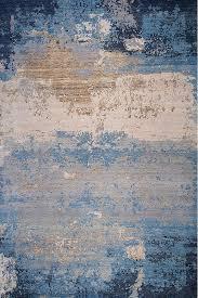 tendance nouvelles patines tapis en laine et soie grunge thibault van renne modern carpet97 carpet