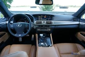 Lexus LS 460 F Sport Review & Test Drive