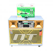 Loa kéo điện Hosan J8000 | Dàn karaoke di động công suất cực lớn giá rẻ