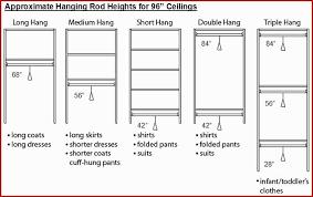 closet shelf depth astonishing standard measurements for clothing shelves google search of 44 best stocks of
