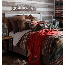 backwoods bedding set