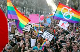 Gay marriage in france
