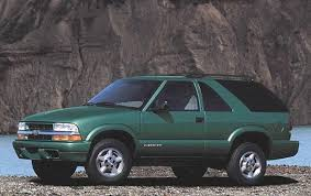 2001 Chevrolet Blazer - Information and photos - ZombieDrive