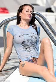 Girl wet t shirt
