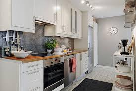 Small Modern Kitchens Apartments Wonderful Minimalist Kitchen Apartment Design Ideas