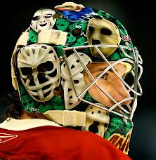 the top goalie mask of the decade is hands down the ultimate goalie tribute mask to
